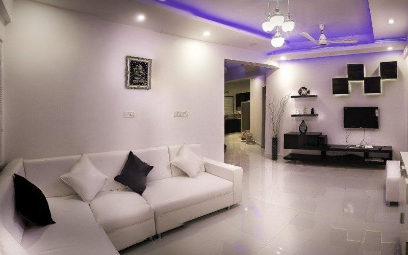 hall, apartment, interior